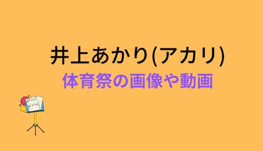 井上あかり(アカリ)/ニジプロ体育祭のまとめ!画像や動画もチェック